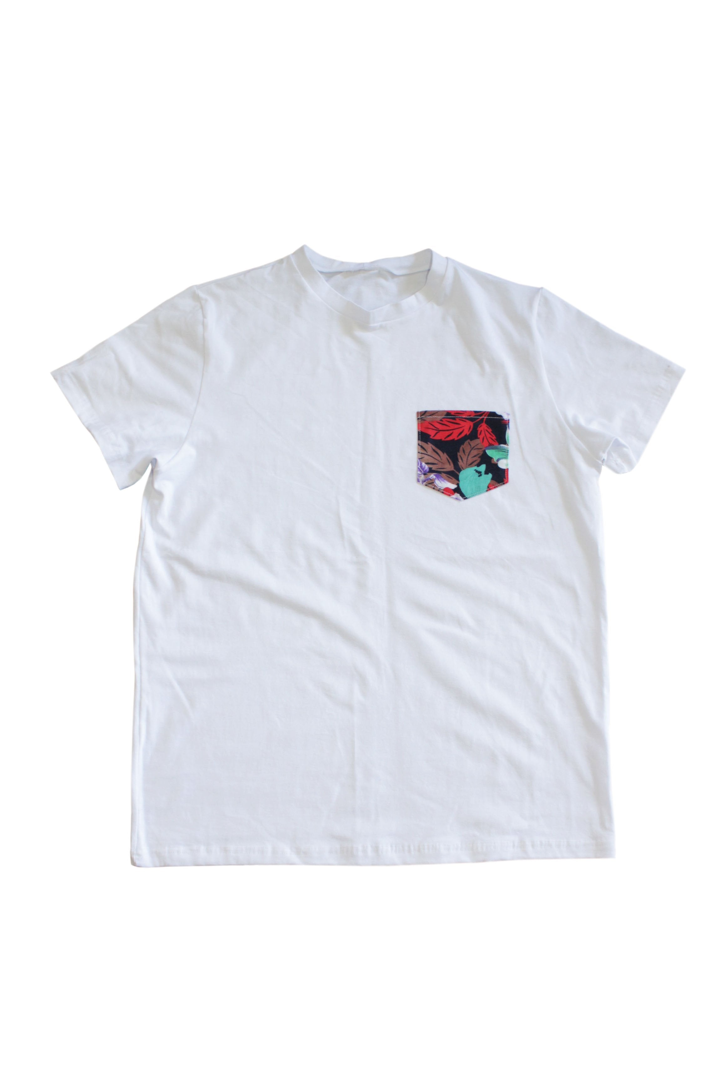 Men - Hawaiian Pocket Tee