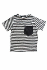 Striped Swag Tee