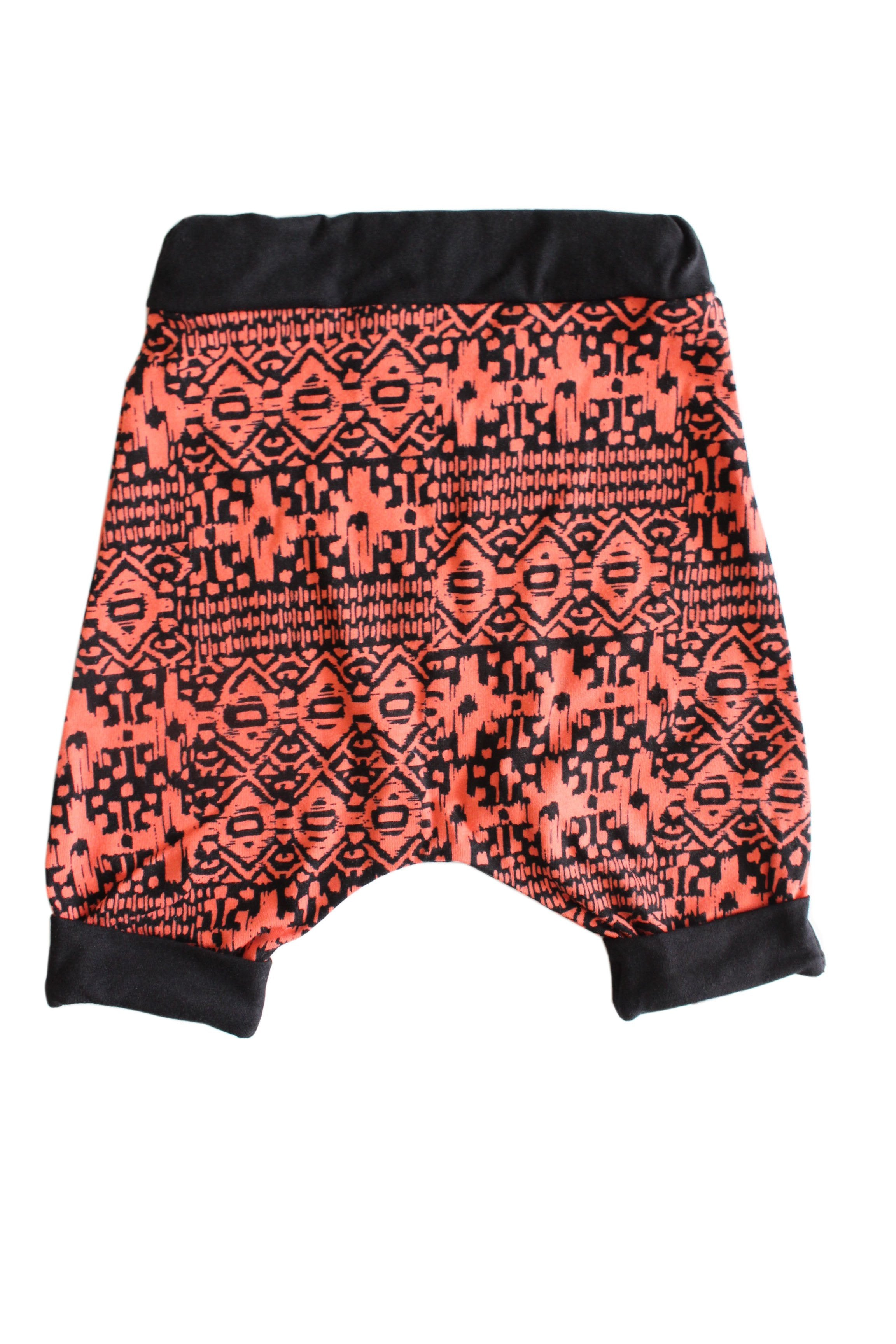 Summer Crush Tribal Harem Shorts