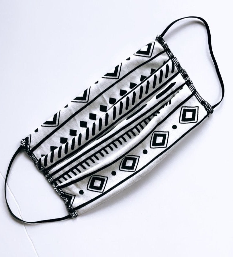 Face Mask Tribal