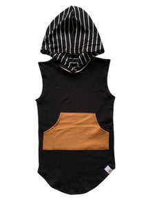 Logan Hooded Tank