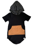 Logan Hooded Tee