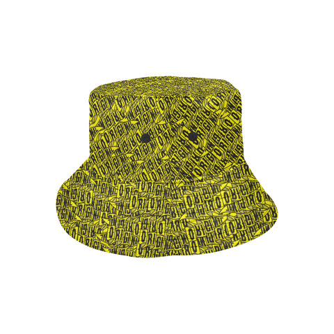 All Over Flag Bucket Hat
