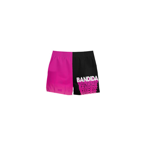 Bandida All-Over Print Women's Short Shorts