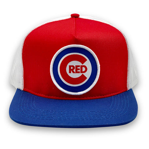 Chicago CRED Trucker Hat