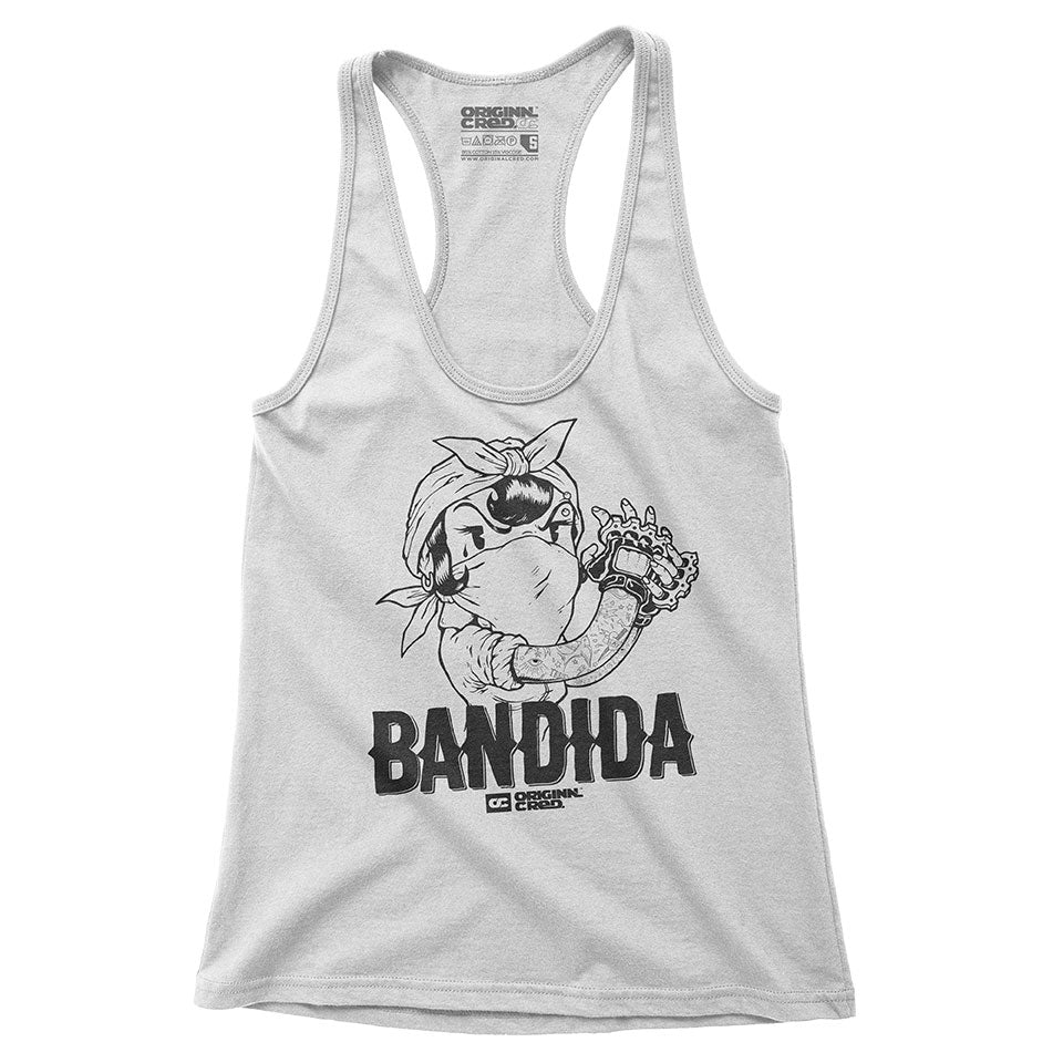BANDIDA GIRLS RACE BACK TANK TOP