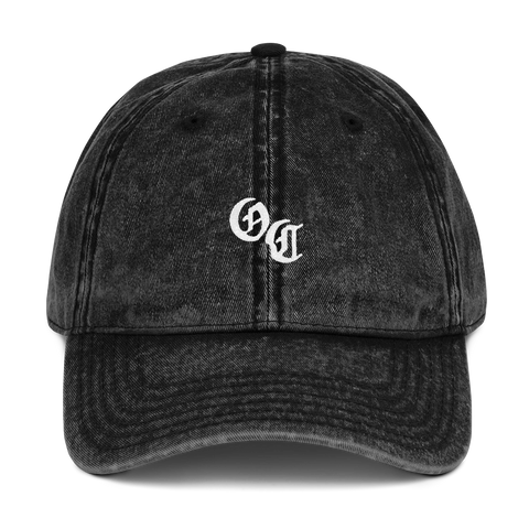 OC Vintage Cotton Twill Cap