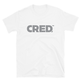 CRED. Unisex T-Shirt