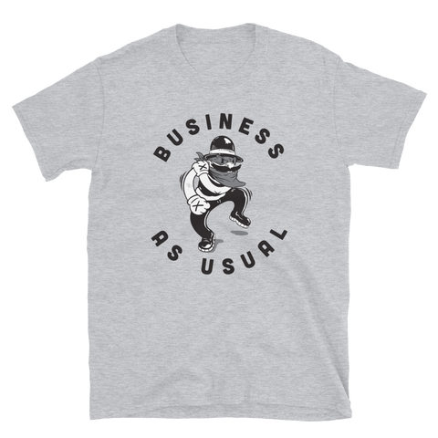 Business As Usual T-Shirt