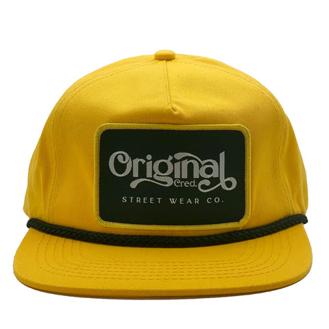 Original Patch Unconstructed Snap Back