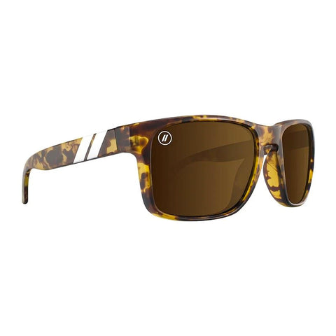 Canyon // Cajun Bandit Polarized Sunglasses | Canyon // 偏光鏡片啡色玳瑁方形太陽眼鏡
