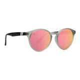Coast Club // Creative Romance Polarized Sunglasses | Coast Club // 偏光鏡片粉紅色鏡面太陽眼鏡・Creative Romance