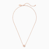 Kate Spade Infinity & Beyond Knot Mini Pendant Necklace | Infinity & Beyond Knot 玫瑰金項鏈
