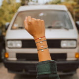 On The Road Bracelet | On The Road防水手繩