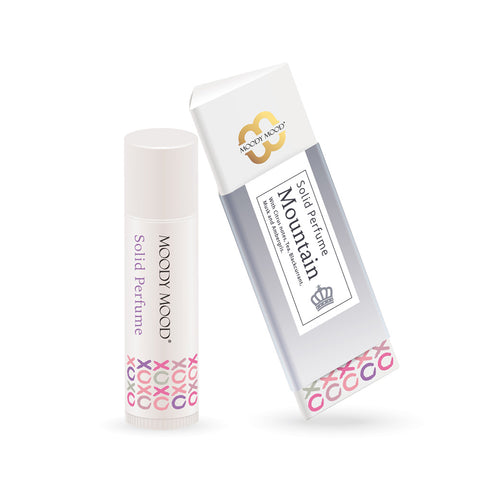 Silver Mountain Solid Perfume 5g | Silver Mountain 韓國手工製香水膏 5g