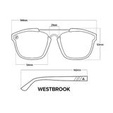 Westbrook // Stone Crazy Sunglasses | Westbrook // Stone Crazy 噴墨紋太陽眼鏡
