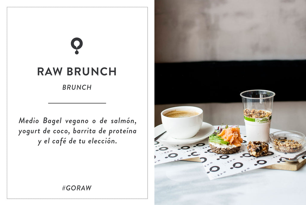 Raw Brunch