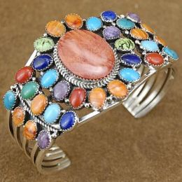 Native American jewelry handcrafted by Native American artists at All Tribes