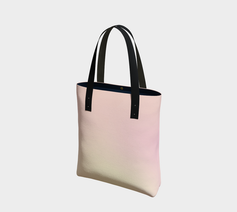 Rainbow Pastels #1 Tote Bag