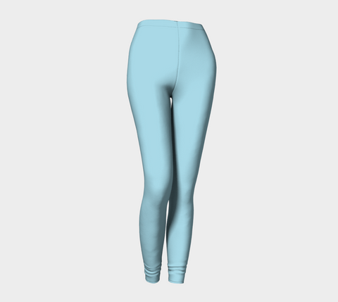 Blue Beach House Leggings
