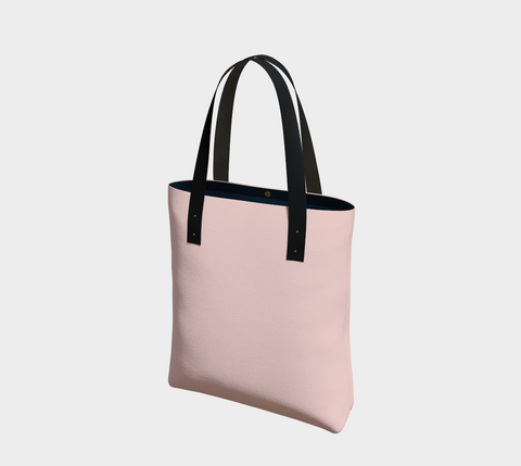 Powder Puff Chic Tote