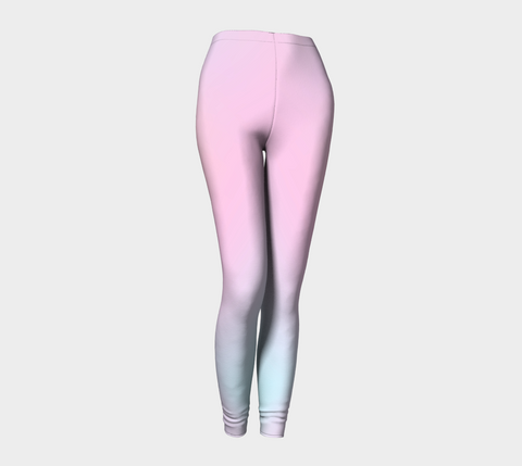 Rainbow Pastels #2 Leggings