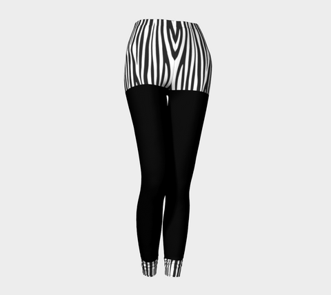 Black Serengeti Leggings