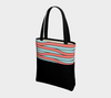 Black Festival Le Chic Tote Bag