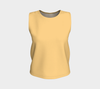 Yellow Topaz Relaxed Fit Tank Top (Regular)