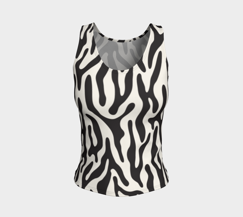 Tanzania Fitted Tank Top (Regular)