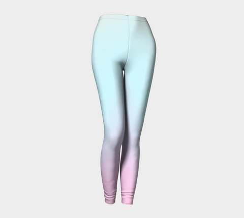 Rainbow Pastels #6 Leggings