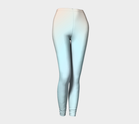 Rainbow Pastels #01 Leggings