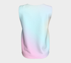 Rainbow Pastels #6 Loose Fit Tank Top