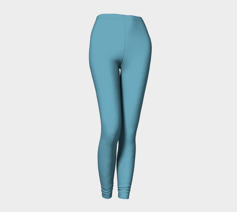 Azure Blue Bayou Leggings