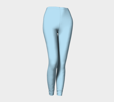 Robin's Egg Blue Bayou Leggings