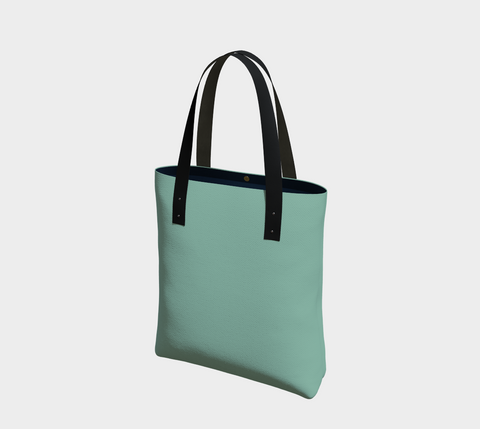 African Turquoise Shianna Chic Tote