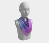 Iridescence #2 Square Scarf/Shawl