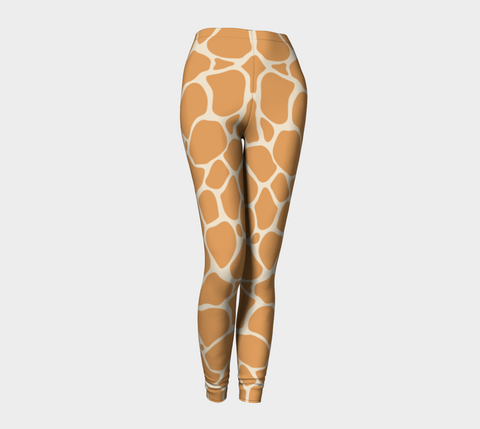 Butterscotch & Cream Zambia Leggings