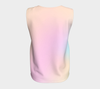 Rainbow Pastels #9 Loose Fit Tank Top