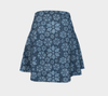 Daisy Denim Blue Bayou Flare Skirt