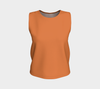 Amber Gold Relaxed Fit Tank Top (Regular)