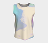 Iridescence #6 Loose Fit Tank Top