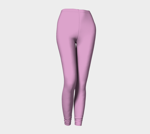 Luxe Pink Leggings