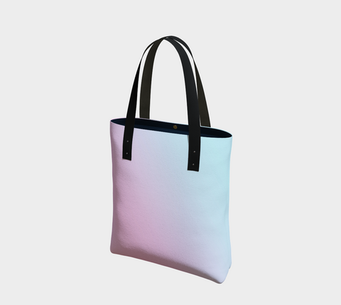 Rainbow Pastels #3 Tote Bag