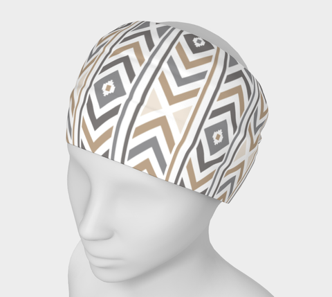 Graystone Chevron Headband