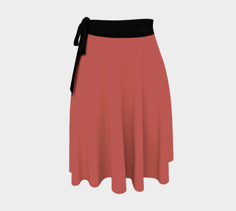 Spanish Rose Madrid Amazing One-Size Wrap Skirt