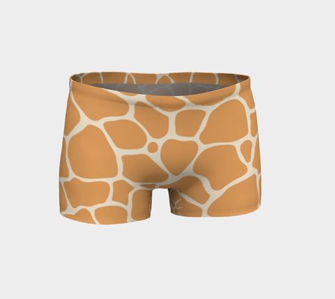 Butterscotch & Cream Zambia Shorts