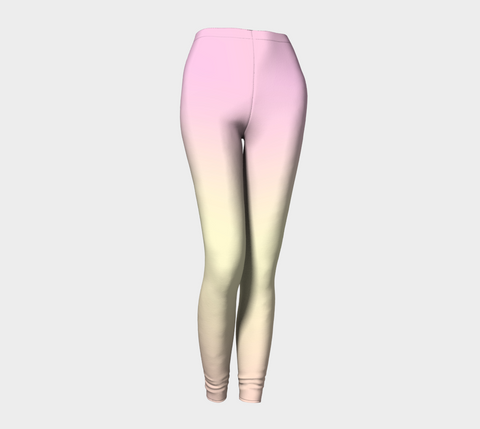 Rainbow Pastels #1 Leggings