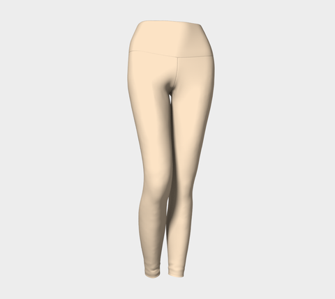 Vanilla Yoga Leggings
