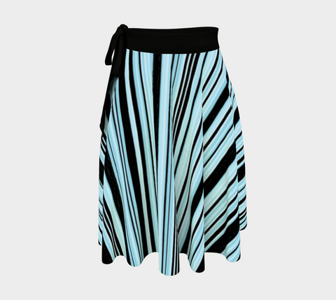 Blue Beach House Amazing One-Size Wrap Skirt